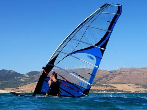 Tecnicas practicar windsurf