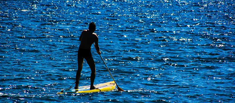 que es stand up paddle surf