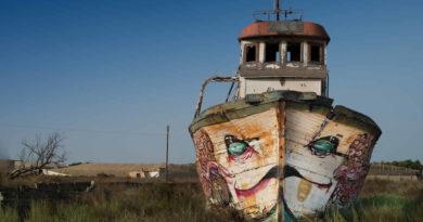 como pintar un barco