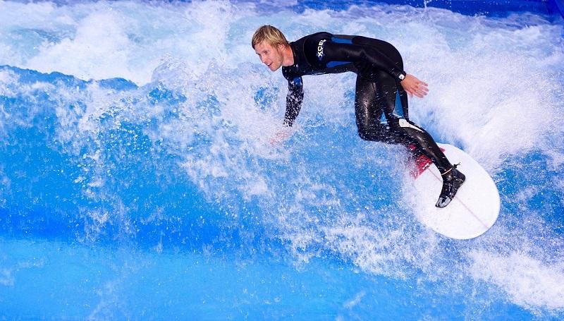 materiales para practicar surf