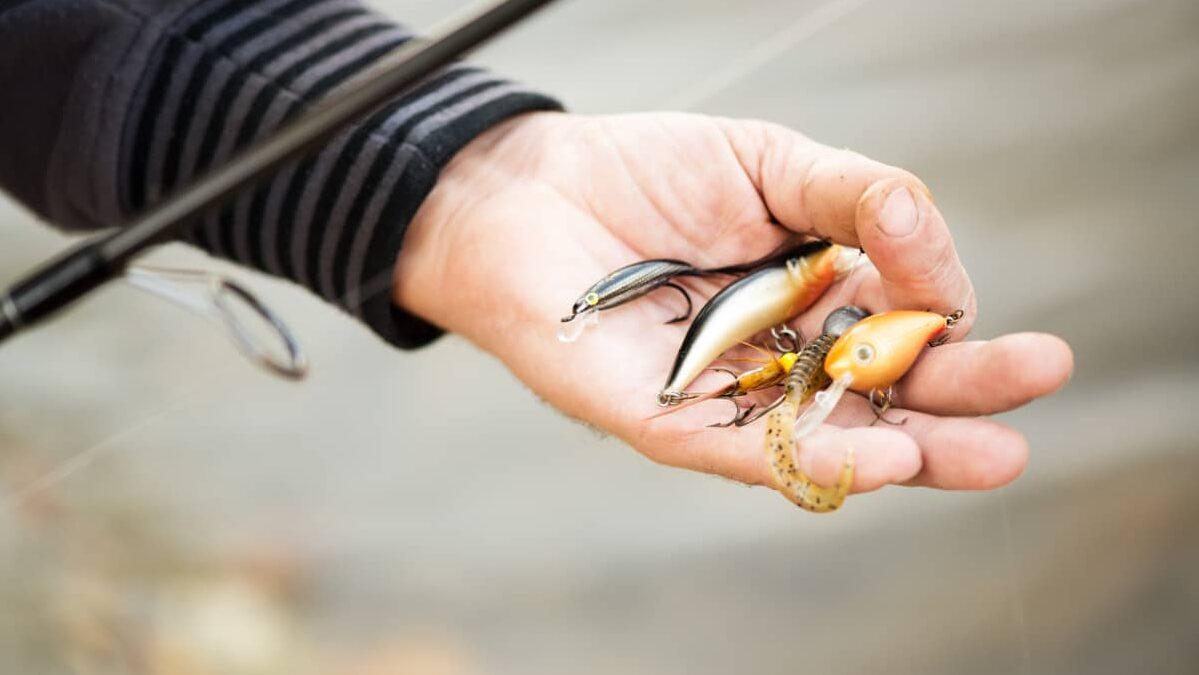 mejores señuelos de pesca